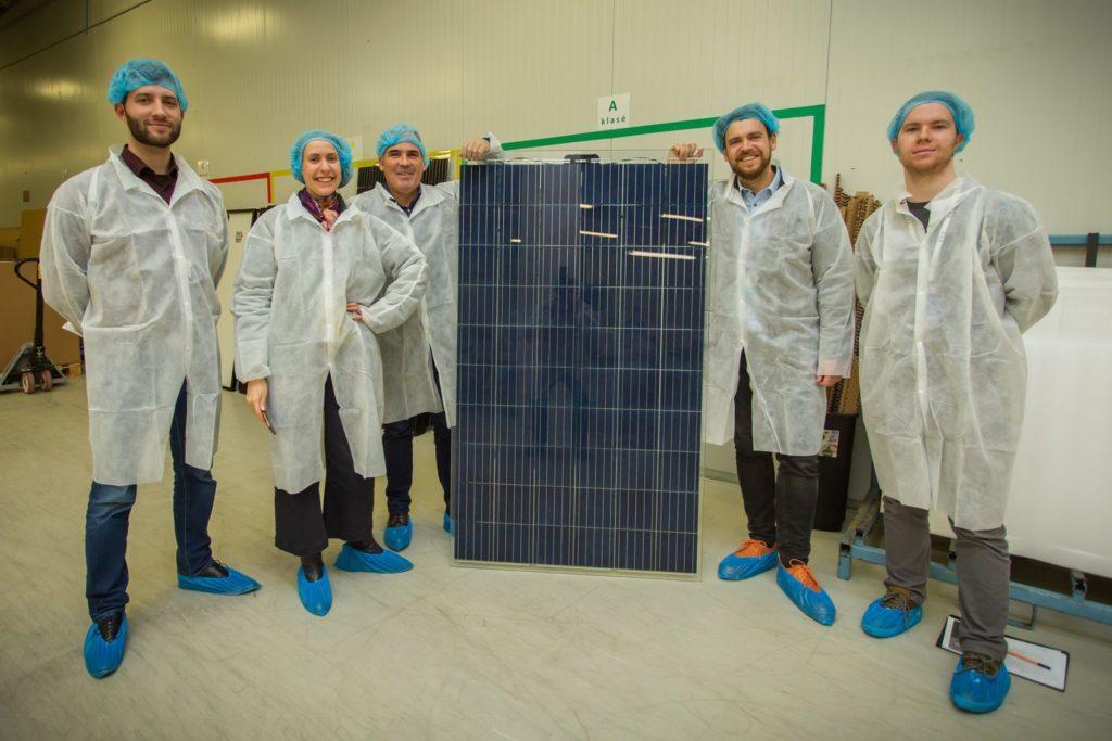 cradle to cradle solar modules